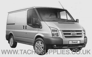 Ford Transit Tachograph Kit Fitting Instructions